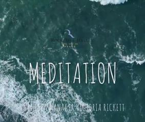 Meditate from home with Rockliffe Hall