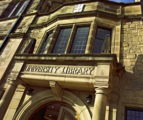 Palace Green Library in Durham