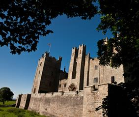 Raby Castle jigsaw