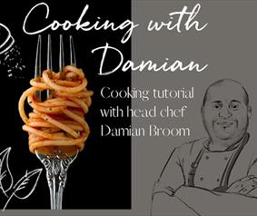 Cooking Orzo Risotto with Seaham Hall Head Chef Damian