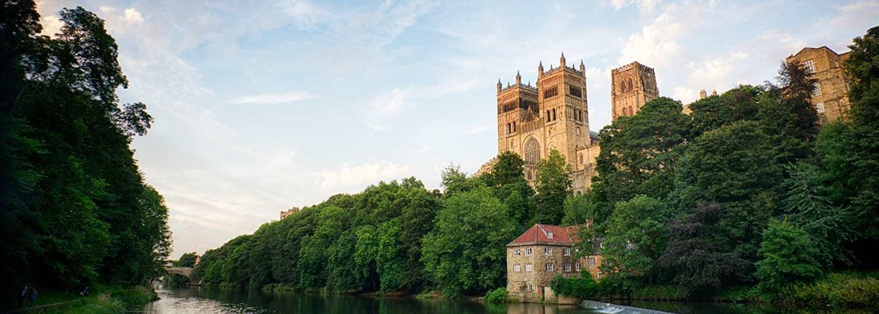 Riverside at Durham Cathedral