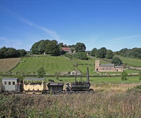 Pockerley Waggonway - Beamish Museum