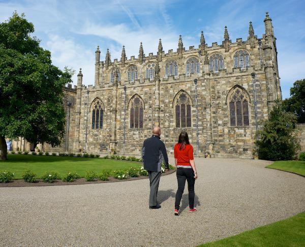 Explore Bishop Auckland in Durham
