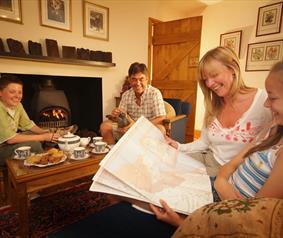 Family accommodation for returning to Durham