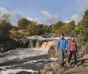 Walking at Low Force in Durham