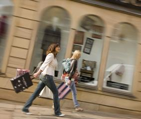 Shopping in Durham City Centre