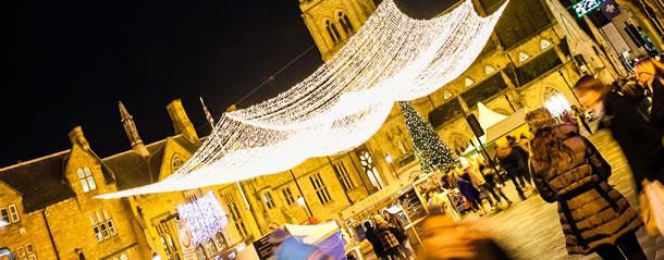 Christmas in Durham