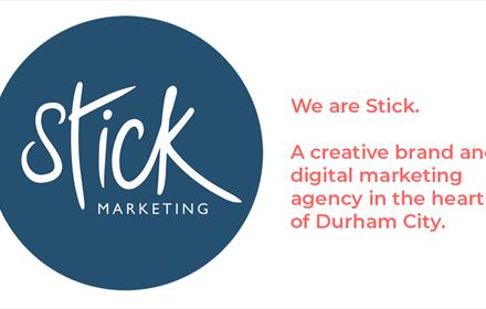 Stick Marketing creative brand and digital marketing agency in Durham