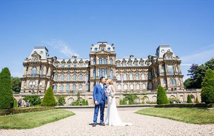 bowes museum wedding