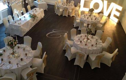 Weddings at The Croft Hotel