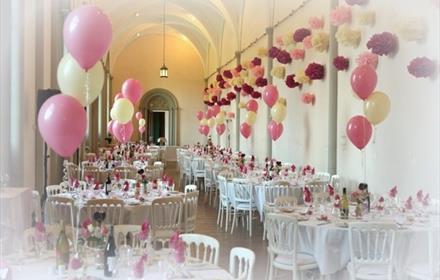 Weddings at Brancepeth Castle