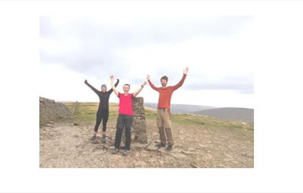 Yorkshire Three Peaks Challenge for Heel and Toe Children's Charity