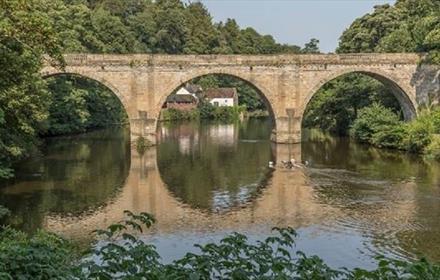 Image of Prebends Bridge