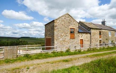 Blackburn Cottage Barn