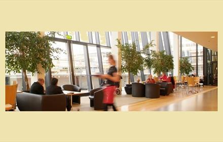 Intervals Cafe
