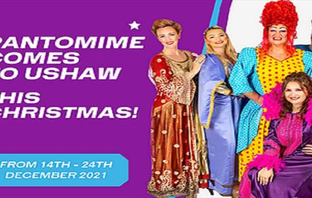 Post of Pantomime Characters