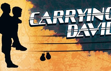 Theatre Poster Image for 'Carrying David'