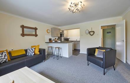 Open plan at Chapel Race - Rookhope Arch