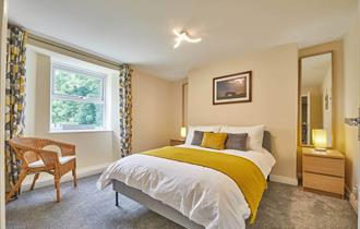 Double bedroom at Chapel Race - Low Force
