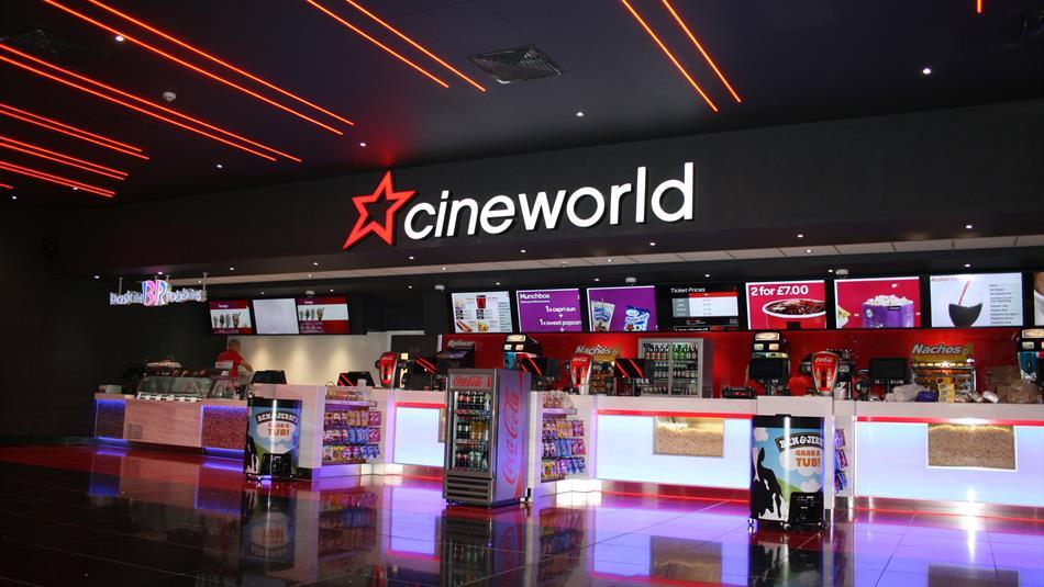 Cineworld at Dalton Park Cinema