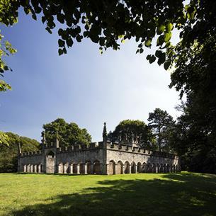 deer park auckland castle county durham