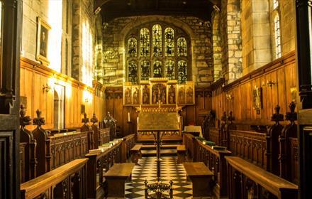 Durham Castle Tours - closed until early 2021