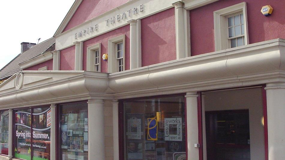 image of the Empire Theatre Consett
