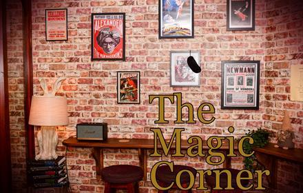 The Magic Corner
