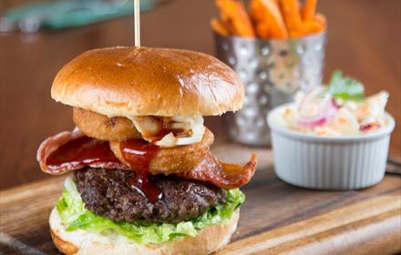 Hardwick Hall Hotel - Rib Room Steakhouse & Grill