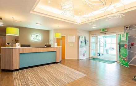 Holiday Inn Darlington North Visitor Information Point