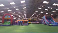 Holmside Park Soft play Durham