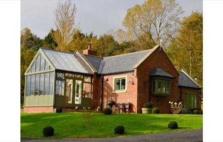 Huckleberry Cottage at Black Horse Beamish
