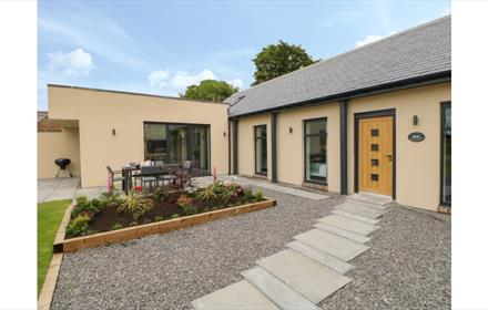 Nes Cottage self-catering at Witton Gilbert County Durham