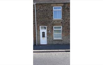 No 6 self catering at West Auckland County Durham