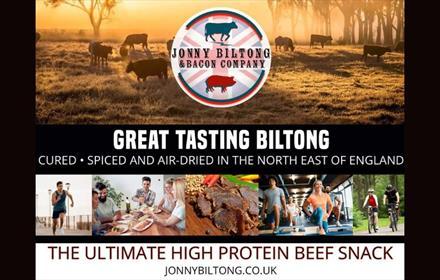 Jonny Biltong
