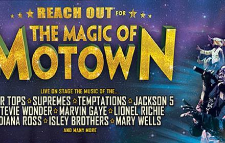 The Magic of Motown Poster