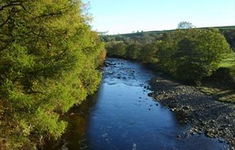 Copyright Simon Wilson/NPAP - River Tees