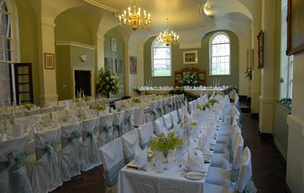 Wedding Celebrations at St Chad's College