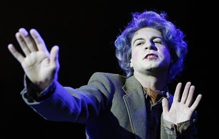 Photo of actor playing Quentin Crisp