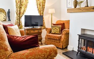 Living room The Nook Bishop Auckland