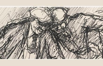 Online Exhibition: Norman Cornish: The Sketchbooks - Durham University