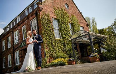Weddings at Bowburn Hall Hotel