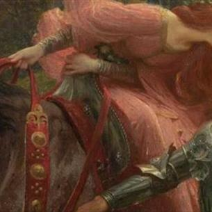 Pre-Raphaelite Knights Gallery Tour