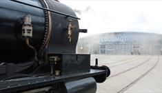 Steam Engine at Locomotion