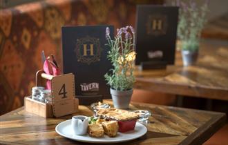 Hallgarth, The Manor House Durham Restaurant