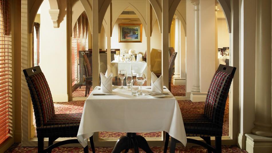 1744 Restaurant at Redworth Hall