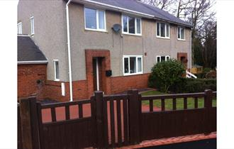4 Glebeside self-catering at Satley County Durham