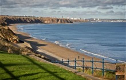 Seaham Beach - photograph by Charlie Hedley
