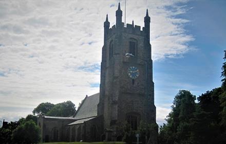 Church of St Edmund Sedgefield