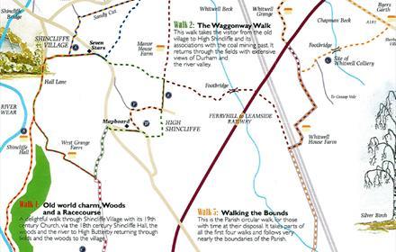 Shincliffe Walks - Walk 5: Walking the Bounds